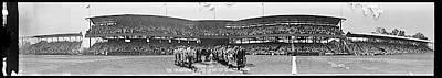 Washington Baseball Team, Johnson Jate Poster by Fred Schutz Collection