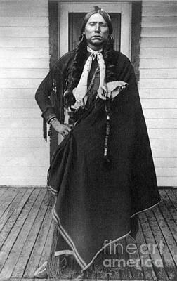 Quanah Parker (1845?-1911) Poster