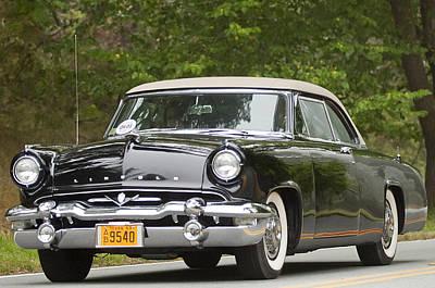 1953 Lincoln Capri Derham Coupe Poster