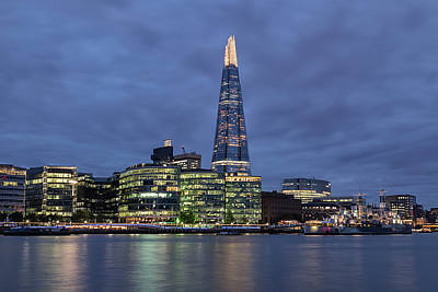 The Shard - London Poster