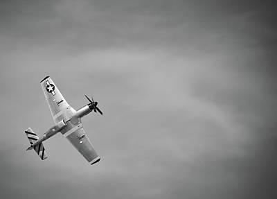 P 51 Mustang Poster