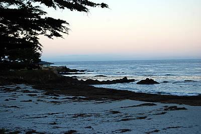 Carmel Beach Awakes Poster