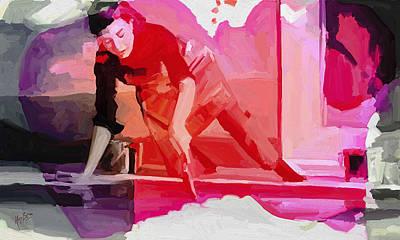 Homage To Helen Frankenthaler 1928 2011 Poster