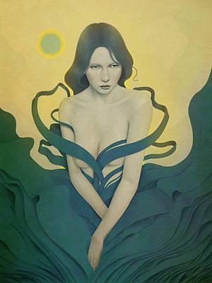 In Bloom Poster by Diego Fernandez