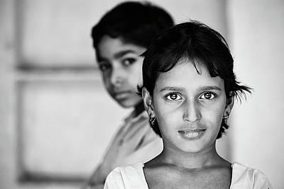 Indian Eyes Poster