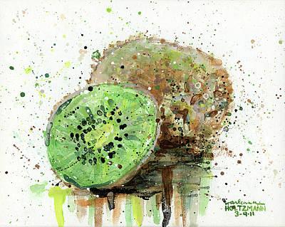 Kiwi 1 Poster