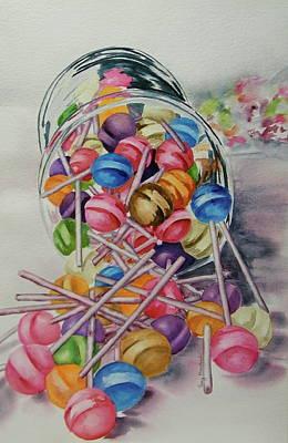 Lollypops Poster
