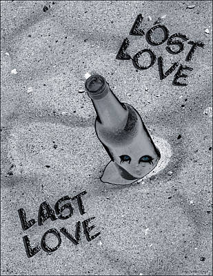 Poster featuring the photograph Lost Love Last Love by Shelly Stallings