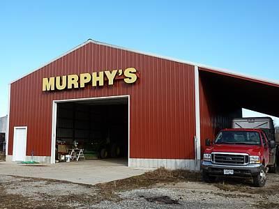 Murphy's Poster