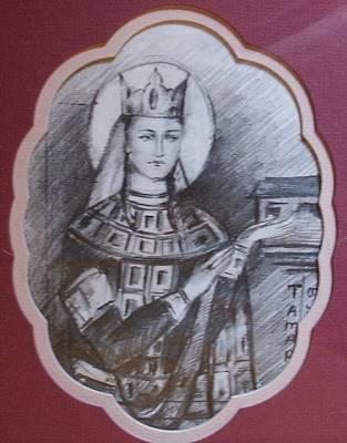 Queen Of Georgia -tamari Poster