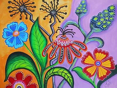 Springtime Poster by Claudia Tuli