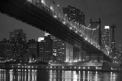 The 59th Street Bridge Poster by Andria Patino