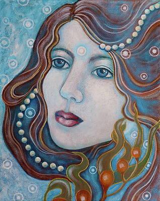 Water Dreamer Poster by Sheri Howe