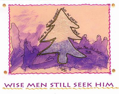 Wise Men Still Seek Him Poster