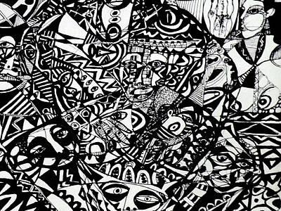 Robert Daniels Original Artwork