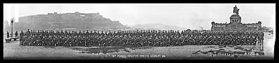 Co. F. 56th Pioneer Infantry, Coblenz Art Print
