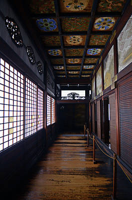Nijo Castle, Nijojo, Kyoto Art Print