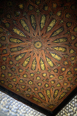 The Alhambra Of Granada Art Print