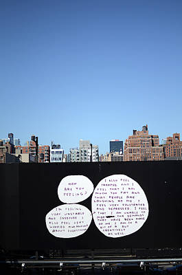 Advertising Campaign Photograph - High Line Park, Manhattan by Nano Calvo