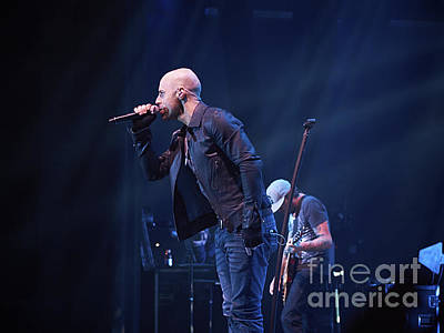 Daughtry Photograph - Daughtry by Amanda Stevens