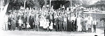 No 3 Photograph - 9th Annual Excursion Marshall Hall Md by Fred Schutz Collection