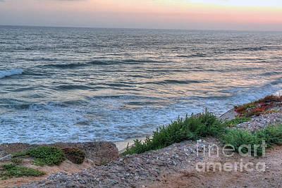 California Photograph - Green Dog Beach Coastline by Deborah Smolinske