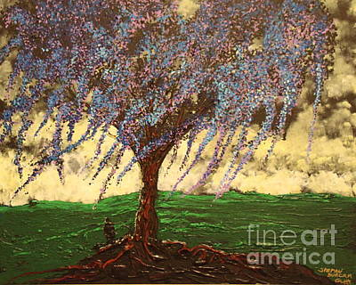 Impressionism Paintings - Inspiration of What Dreams May Come by Stefan Duncan