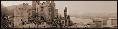 Stolzenfels Castle Koblenz Germany Art Print by Fred Schutz Collection