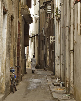 Transportation Royalty-Free and Rights-Managed Images - Stone Town by Adam Romanowicz