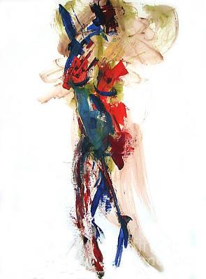 04160 Joy Art Print