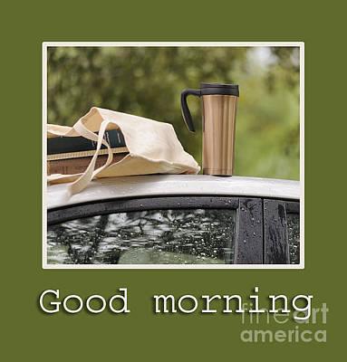 Photograph - Good Morning by Nancy Greenland