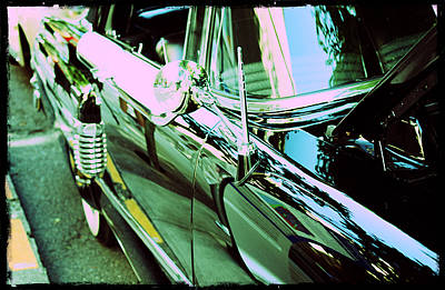 Portland Art Digital Art - 1956 Mercury Montclair by Cathie Tyler