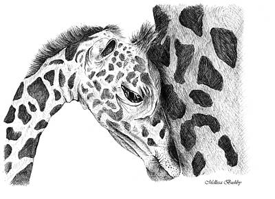 A Mother's Love Original by Mellissa Bushby