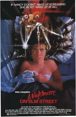 Nightmare On Elm Street Digital Art - A Nightmare On Elm Street by Fine Artist