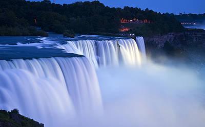 American Falls Niagara Falls Art Print