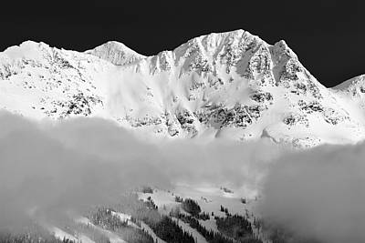 Blackcomb  Art Print