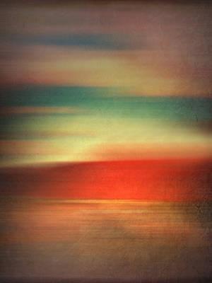 Photograph - Blurred Landscapes by Tara Turner