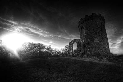 Photograph - Bradgate Park At Dusk by Yhun Suarez