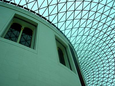 British Museum Art Print by Roberto Alamino