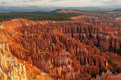 Physical Geography Photograph - Bryce Canyon by Phil