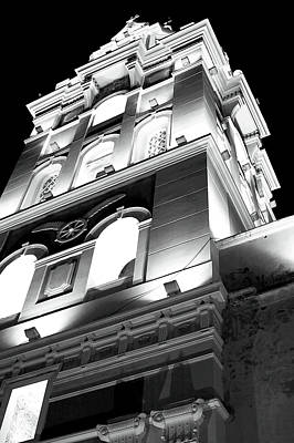 Cathedral In Cartagena Art Print