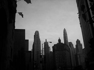 Chicago 3 Art Print