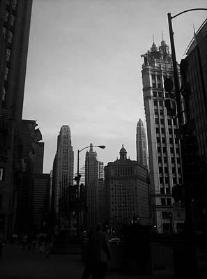Chicago 4 Art Print