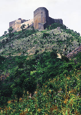 Photograph - Citadelle Of Henry Christophe by Johnny Sandaire