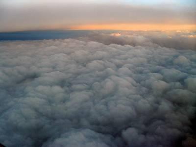 Photograph - Clouds Ix -12 Feb 2010 by Emiliano Giardini