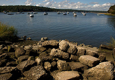 Photograph - Cold Spring Harbor by Steven Richman
