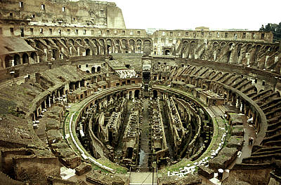 Photograph - Colosseum by Emanuel Tanjala