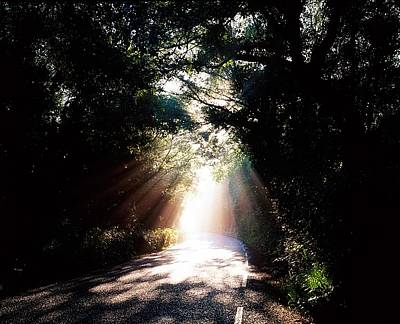 Radiant Image Photograph - Country Road, Kenmare, Co Kerry, Ireland by The Irish Image Collection