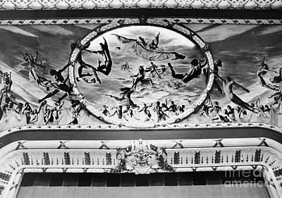 Ancient Dances Photograph - Dance - Harkness Theatre by Granger