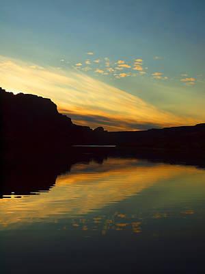 Photograph - Dawn At Deep Lake by Tara Turner